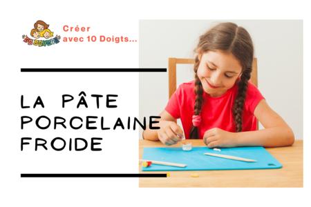 Recette de la porcelaine froide - Activités enfantines – 10doigts.fr