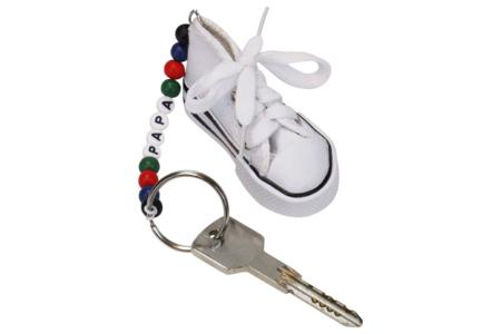 Porte-clés baskets - Lot de 6 - Porte-clefs, Anneaux, Mousquetons – 10doigts.fr