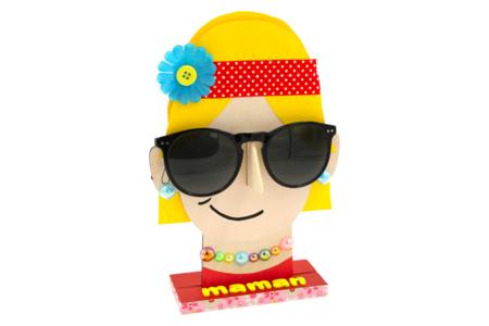 Porte-lunettes fête des mères - Fête des Mères – 10doigts.fr