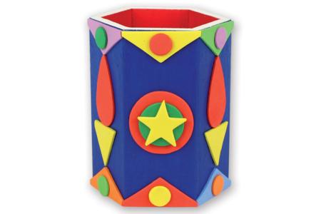 Pot à crayons Circus - Pots à crayons – 10doigts.fr