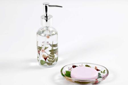 Distributeur de savon fleuri - Tutos Fête des Mères – 10doigts.fr