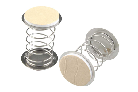 Ressorts en métal - 20 pièces - Outillage – 10doigts.fr