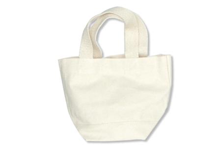 Mini sac en coton écru - Coton, lin – 10doigts.fr