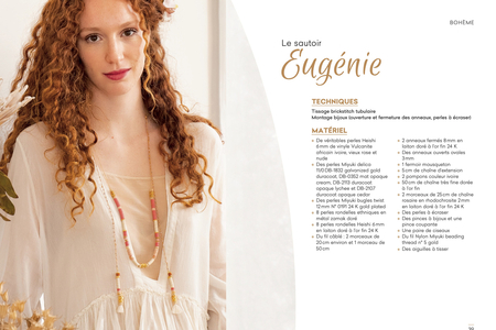 Livre : Mes bijoux en brickstitch - Livres Bijoux – 10doigts.fr