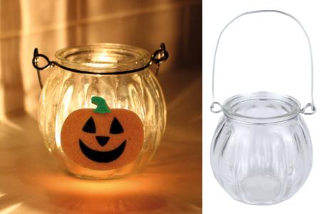 Stickers citrouille en feutrine - Halloween – 10doigts.fr