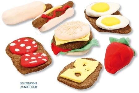 Pâtes à modeler Soft Clay - Pâtes à modeler qui sèchent à l'air – 10doigts.fr