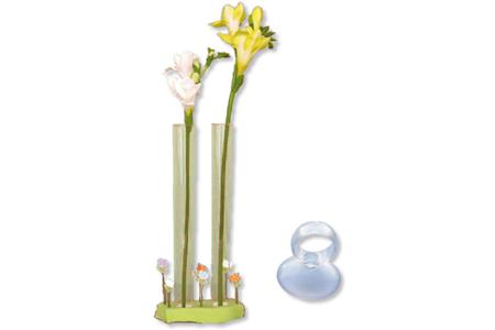 Soliflores en verre - Déco de la maison – 10doigts.fr