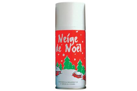 Spray neige - 150 ml - Ballons, guirlandes, serpentins – 10doigts.fr