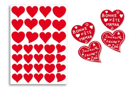 Stickers à gratter motifs assortis + 6 grattoirs - 82 stickers - Cartes à gratter – 10doigts.fr