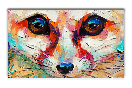 Peinture à l'huile - 24 couleurs - Peinture à l'huile – 10doigts.fr