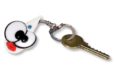 Porte-clefs en pâte à modeler SOFT CLAY - Tutos Porte-clés et Grigris – 10doigts.fr