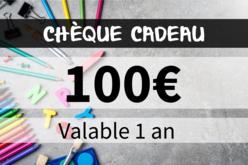 Chèque cadeau 100€ - Chèques Cadeaux – 10doigts.fr - 2