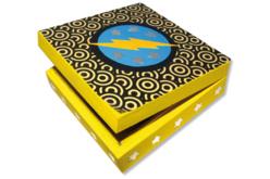 Boite carrée en bois - Boîtes et coffrets – 10doigts.fr - 2