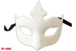 """Masque vénitien rigide forme """"couronne"""" - Masques – 10doigts.fr - 2"""
