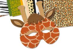Papiers animaux 23 x 33 cm - 26 feuilles - Papiers motifs animaux – 10doigts.fr - 2