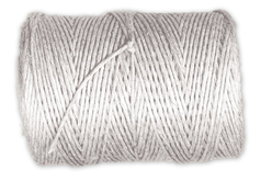 Cordon de coton écru - 100 m - Cordes naturelles – 10doigts.fr