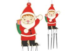 Carillon Père Noël - Carillons et Mobiles – 10doigts.fr - 2