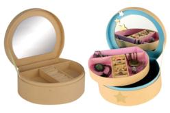 Boîte à bijoux en carton