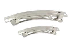 Barrettes à cheveux en métal - 12 ou 18 pièces - Accessoires pour plastique magique – 10doigts.fr
