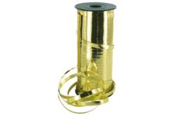 Bobine de bolduc brillant métallisé - or ou argent - Rubans et ficelles – 10doigts.fr - 2