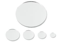 Miroirs adhésifs ronds - Set de 8 - Miroirs – 10doigts.fr