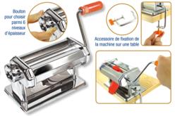 Machine pour pâte polymère - Outils de Modelage – 10doigts.fr - 2