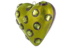 Cœurs en polystyrène 10 cm - Formes à décorer – 10doigts.fr - 2