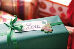 Sapins de Noël en bois décoré - Set de 8 - Motifs peints – 10doigts.fr - 2