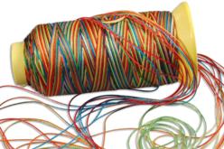 Fil nylon perroquet - 230 m - Fils de nylon – 10doigts.fr