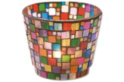 Mosaïque Acrylique - Finition translucide mate (aspect givré) - Mosaïques résine acrylique – 10doigts.fr - 2