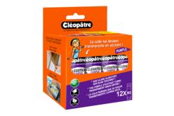 Bâton de colle violette Cléopâtre - Colles scolaires – 10doigts.fr - 2