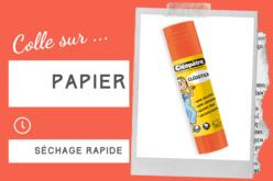 Bâton de colle blanche Cléopâtre - Colles scolaires – 10doigts.fr