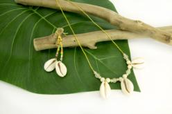 Coquillages avec anneaux - 8 coquillages - Bijoux Indiens Navajos – 10doigts.fr - 2