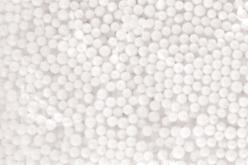 bille de polystyrene