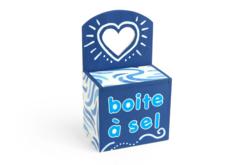 Boite en bois découpe coeur - Boîtes – 10doigts.fr - 2