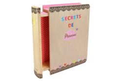 Boîte tiroir livre en bois - Boîtes et coffrets – 10doigts.fr - 2