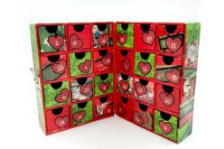 Meuble de rangement façon livre - Boîtes en carton – 10doigts.fr - 2