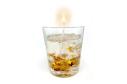 Gel cristal transparent pour bougie - 500 gr - Cires, gel  et bougies – 10doigts.fr - 2