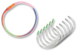Bracelets tube à remplir- Lot de 6 - Bracelets – 10doigts.fr