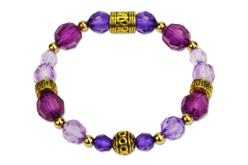 Perles à facettes 6 camaïeux - 900 perles - Perles acrylique – 10doigts.fr - 2