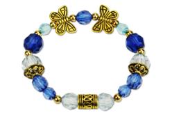 Perles charm's intercalaires dorés - 30 perles - Perles intercalaires – 10doigts.fr - 2