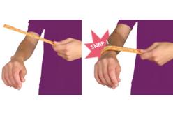 """Bracelet enrouleur """"Snap On"""" - Support textile à customiser – 10doigts.fr - 2"""