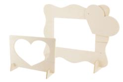 cadre en bois 2 en1