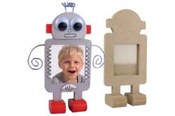 cadre photo robot