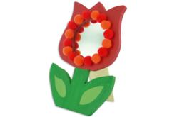 Mini-pompons couleurs vives - Set de 200 - Pompons – 10doigts.fr - 2