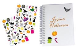Gommettes Halloween - Set de 80 gommettes - Halloween – 10doigts.fr - 2