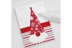 Bloc papiers Noël - 50 feuilles - Papiers de Noël – 10doigts.fr - 2