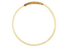 Cercle en rotin 25 cm - Supports pour mobiles – 10doigts.fr