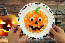 Stickers chauve-souris yeux mobiles - 15 pièces - Halloween – 10doigts.fr - 2