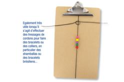 Clipboard - Planche à dessin Format A4 - Range-courriers – 10doigts.fr - 2
